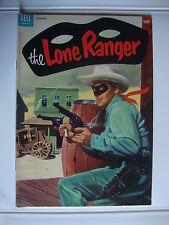 Lone Ranger #77 VG Valley Of Danger