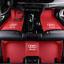 thumbnail 16 - Right-rudder-Car-Floor-Mats-For-AUDI-A8-A8L-Q2-Q3-Q5-Q7-R8-A5-A7-A4-A6-A3-A1