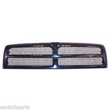 New BLACK Front GRILLE For Dodge Ram 1500,Ram 3500,Ram 2500 CH1200188 5EZ51RX8