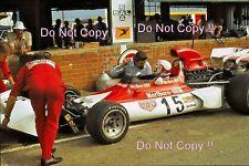 CLAY Regazzoni BRM P160D South African GRAND PRIX 1973 Fotografia