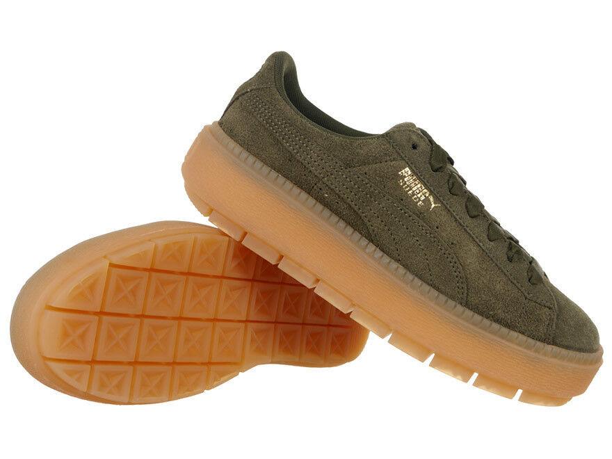 Chaussures Puma Platform trace soit + 'S Femmes Exclusive baskets Chaussures De Sport
