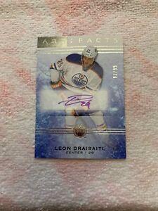 Leon-Draisaitl-Artifacts-Rookie-Auto-Redemption-Card