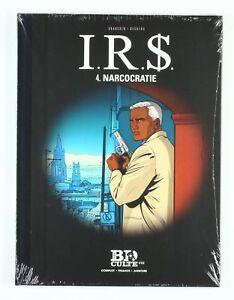 BD-prix-reduit-I-R-Narcocratie-Dupuis