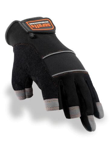 SCRUFFS max PERFORMANCE PRECISION gants de travail taille l respirant ce nominale EN388