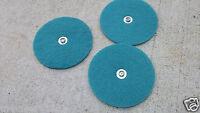 Scrubber Scrub Green Pad Brush Fit Electrolux Tristar Tri Star Shampooer B8 B9