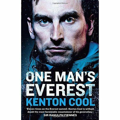 One Man's Everest-ExLibrary