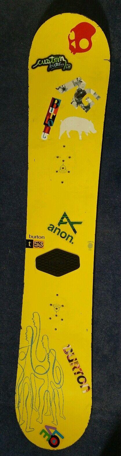Snowboard Burton  T 53