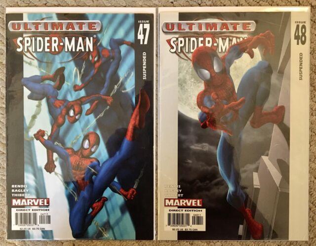 Ultimate Spider-Man #47, 48