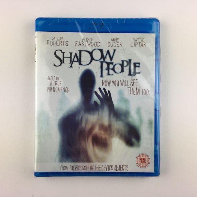 Shadow People (Blu-ray, 2013)*New & Sealed*