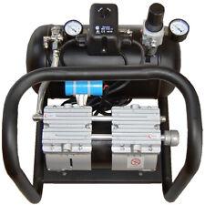 Silentaire Amp 50 8 Tc Oilless Compressor 34 Hp