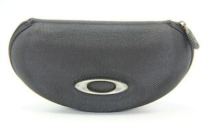 NEW-OAKLEY-BLACK-AUTHENTIC-EYEWEAR-EYEGLASSES-GLASSES-SUNGLASSES-CASE-ONLY