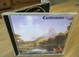 Candlemass-Ancient-Dreams-CD-First-Press-1988-Rare-Trouble-Doom-metal