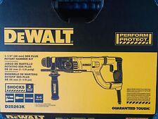 Dewalt D25263k 1 18 Sds Plus Rotary Hammer Kit Corded