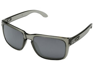 Oakley-Holbrook-Ink-Collection-Sunglasses-OO9102-66-Grey-Ink-Black-Iridium