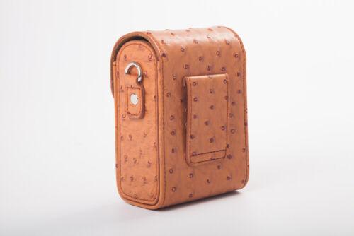 Marrón caso para Kodak EasyShare Sport M750 Mini M200