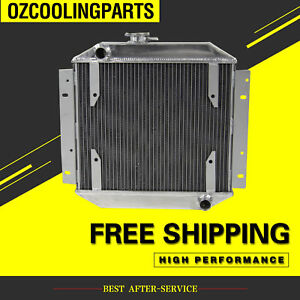 3-ROW-CORE-race-Aluminum-Radiator-FOR-Ford-Escort-71-80-Manual-High-Quality