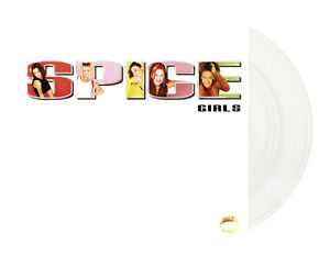 Spice-Girls-SPICE-Debut-Album-LIMITED-EDITION-New-Sealed-White-Colored-Vinyl-LP