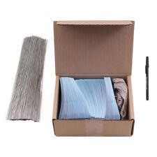 250 Pc Box Powder Blue 5 34 X 2 78 Return Auto Parts Shop Inventory Tags