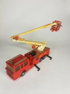 1979-Matchbox-Leshey-Simon-Snorkel-Superkings-K-39-Fire-Engine
