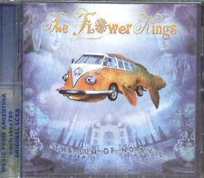 The Sum of No Evil by The Flower Kings (CD, Sep-2007, Inside Out Music)