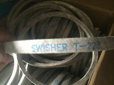 8050019 SWISHER 4H490 T249 Replacement Belt Made With Kevlar