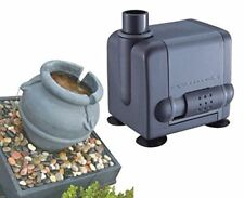 Jebao PP-377 Submersible Pond Fountain Pump-water feature-adjustable-105 gph
