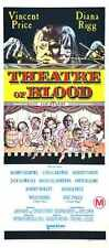 Theatre Of Blood Poster 04 A3 Box Canvas Print