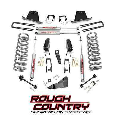 "2003-2007 Dodge Ram 2500/3500 5"" Rough Country Suspension Lift kit Diesel 392.23"