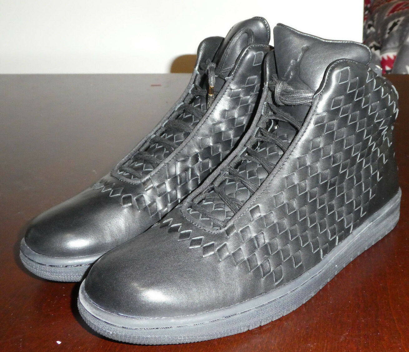 Mens Mens Mens Jordan Shine shoes new black 689480 010 sneakers 98b355
