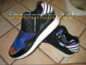 ffe181ea9 Adidas Y-3 Retro Boost Yohji Yamamoto Pharrell HU AQ5495 Yeezy 7.5 ...