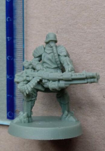 Sturmkanonier Reichbusters Project Vril Figur