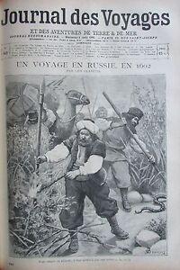 Zeitung-der-Voyages-Nr-943-von-1895-Russland-in-1602-Guerre-Madagaskar-Mojanga
