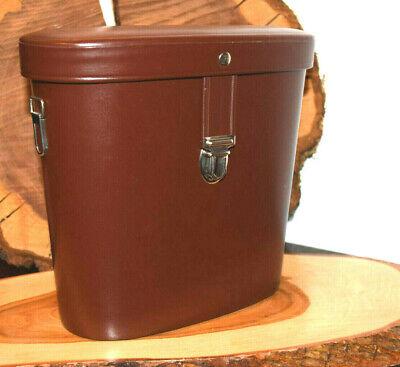 Initiative Fernglas Tasche Leder Braun Etui Koffer Zeiss Vintage Tasche 7x50 Hülle Binoculars & Telescopes