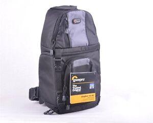 Genuine Lowepro Slingshot 102 AW Digital Camera Sling Backpack for ...