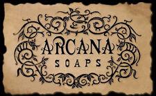 Arcana *Rich Vanilla* Perfume Oil Indie Handmade Vegan Cruelty Free LN