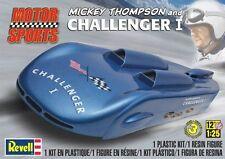 Revell Monogram Mickey Thompson's Challenger I with figure model kit 1/25