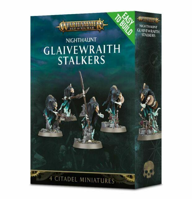 ETB Nighthaunt Glaivewraith Stalkers Games Workshop Brand New 99120207056