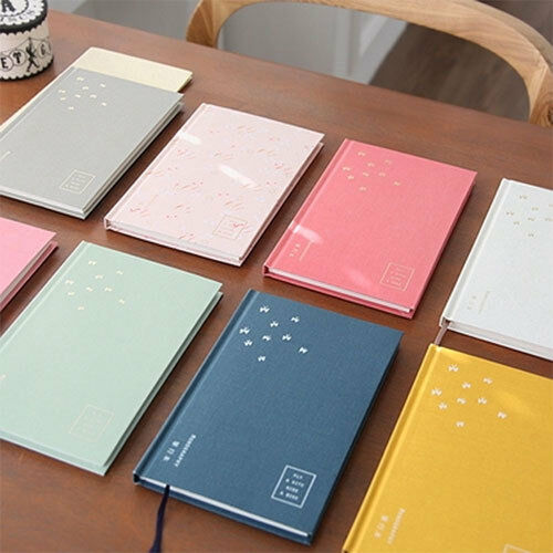 2017 Agenda Diary Book Diary Classic Monography Journal Plan Wishes Free Note