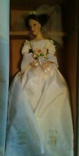 Bella Bride porcelain bride doll Ashton Drake Disney