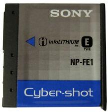 Genuine Sony  NP-FE1 Original Li-Ion Battery Cybershot DSC-T7, DSC-T7B,DSC-T7S