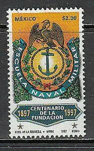 Mexico - Mail 1997 Yvert 1749 MNH School Naval