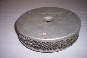 85784  Mercruiser Carb Flame Arrestor from 3.7L
