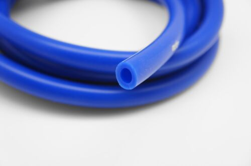 2 METRE BLUE SILICONE VACUUM HOSE AIR ENGINE BAY DRESS UP 16MM FIT FORD