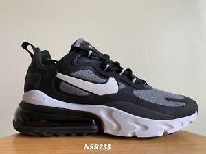 Nike Air Max 270 React (Black Vast Grey Off Noir)