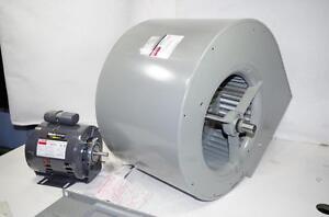 Dayton Belt Drive Fan Blower Motor 6k872b 2c975 1 2hp
