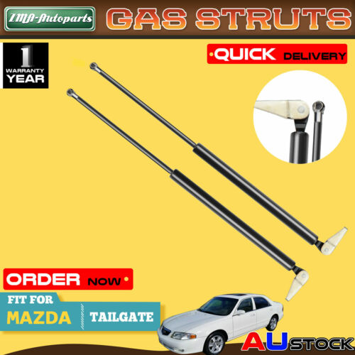A Pair Rear Left&Right Tailgate Boot Gas Struts for Mazda 626 GW 9802 Wagon