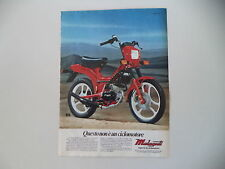 advertising Pubblicità 1983 MALAGUTI FIFTY TOP 50