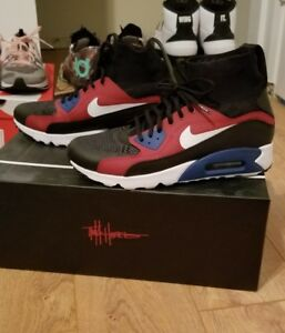 online store 8a7ab 66f15 Image is loading NIKE-850613-001-AIR-MAX-90-ULTRA-SUPERFLY-