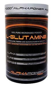 1000g-100-Pure-L-glutamine-puro-L-Glutamina-de-Alpha-Power-Food-Alemania