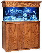 Plans to build your own stand for a 29 55 75 90 or 135 for Build your own fish tank